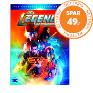 Produktbilde for Legends Of Tomorrow - Sesong 2 (BLU-RAY)