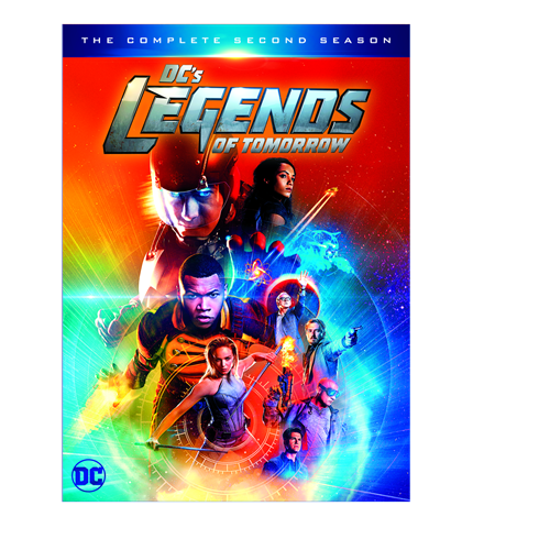 Legends Of Tomorrow - Sesong 2 (BLU-RAY)