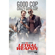 Lethal Weapon - Sesong 1 (BLU-RAY)