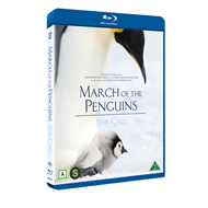 March Of The Penguins 2 / Pingvinenes Marsj 2 (BLU-RAY)