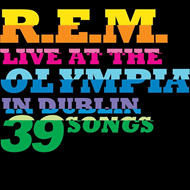 R.E.M. Live At The Olympia - Deluxe Edition (2CD + DVD)