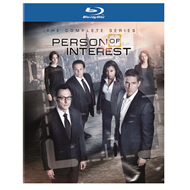 Person Of Interest - Complete Seasons 1 - 5 (BLU-RAY)