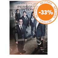 Produktbilde for Person Of Interest - Sesong 1-5: Complete Series (DVD)