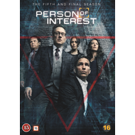Person Of Interest - Sesong 5 (DVD)