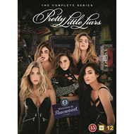 Pretty Little Liars - The Complete Series (DVD)