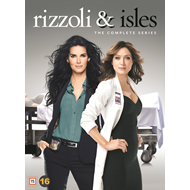 Rizzoli & Isles - Sesong 1 - 7 (DVD)