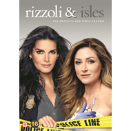 Rizzoli & Isles - Sesong 7 (DVD)