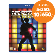Produktbilde for Saturday Night Fever (BLU-RAY)