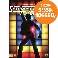 Produktbilde for Saturday Night Fever - Director's Cut (DVD)