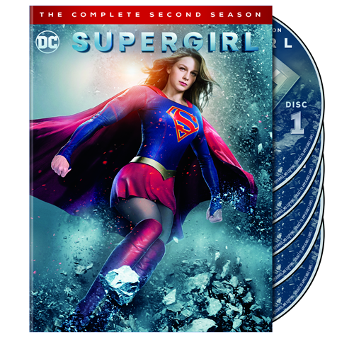 Supergirl - Sesong 2 (BLU-RAY)