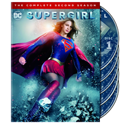 Supergirl - Sesong 2 (DVD)