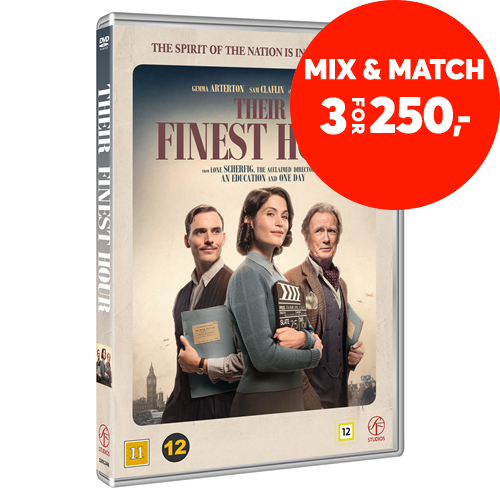 Their Finest Hour (DVD)