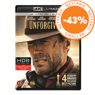 Produktbilde for Unforgiven (4K Ultra HD + Blu-ray)