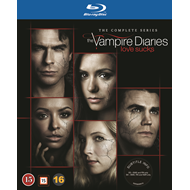 The Vampire Diaries - The Complete Series (BLU-RAY)