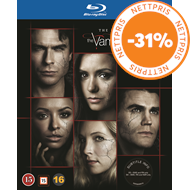 Produktbilde for The Vampire Diaries - The Complete Series (BLU-RAY)
