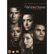 Produktbilde for The Vampire Diaries - The Complete Series (DVD)