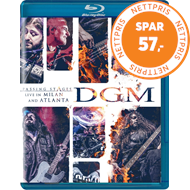 Produktbilde for DGM - Passing Stages: Live In Milan And (BLU-RAY)