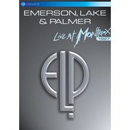 Emerson Lake & Palmer - Live At Montreux 1997 (DVD)