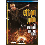 Elton John - The Million Dollar Piano (DVD)