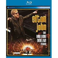 Elton John - The Million Dollar Piano (BLU-RAY)
