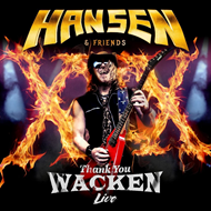 Thank You Wacken (CD + DVD)