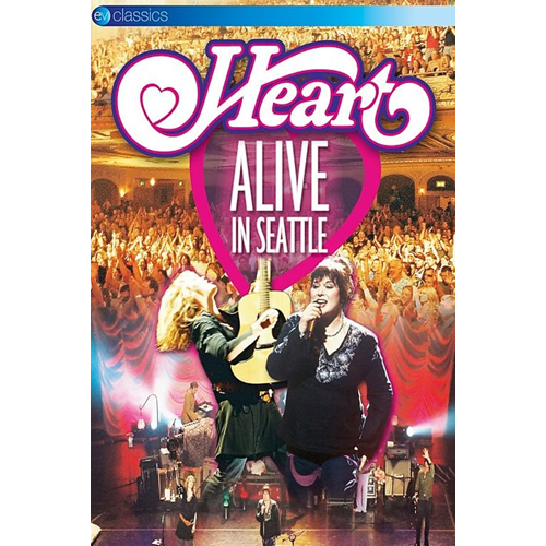 Heart - Alive In Seattle (DVD)