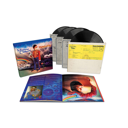 Misplaced Childhood - Limited Deluxe Edition (VINYL - 4LP)