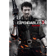 The Expendables 4 (BLU-RAY)