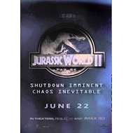 Jurassic World 2 (DVD)