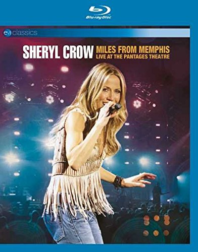 Sheryl Crow - Miles From Memphis (BLU-RAY)
