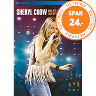 Produktbilde for Sheryl Crow - Miles From Memphis (DVD)