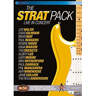 The Strat Pack: Live In Concert: Fender Stratocaster 50 Years (DVD)