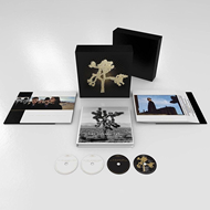 The Joshua Tree - 30th Anniversary Super Deluxe Edition (4CD + Bok)