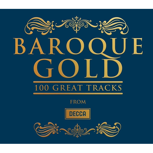 Baroque Gold - 100 Great Tracks (6CD)
