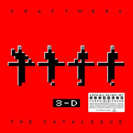 Kraftwerk - 3-D The Catalogue: Deluxe Edition (Blu-ray Audio)