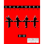 Kraftwerk - 3-D The Catalogue (Blu-ray + DVD)