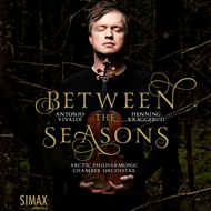 Henning Kraggerud - Between The Seasons (CD)