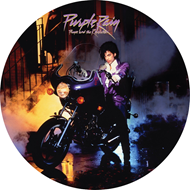 Purple Rain - Limited Edition (VINYL - Picture Disc)
