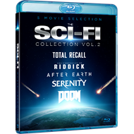Sci-Fi Collection Vol. 2 (BLU-RAY)