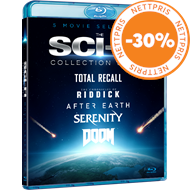 Produktbilde for Sci-Fi Collection Vol. 2 (BLU-RAY)