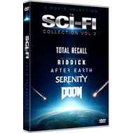 Sci-Fi Collection Vol. 2 (DVD)