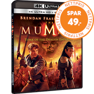 Produktbilde for The Mummy: Tomb Of The Dragon (4K Ultra HD + Blu-ray)