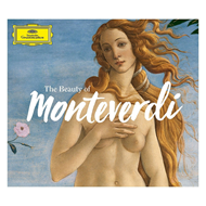 The Beauty Of Monteverdi (2CD)