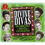 Divine Divas - The Absolutely Essential Collection (3CD)