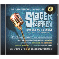 Produktbilde for Slagerparaden 2 (CD)
