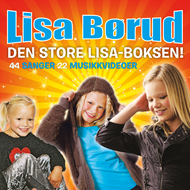 Produktbilde for Den Store Lisa-Boksen (2CD + 2DVD)