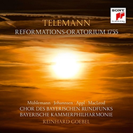 Telemann: Reformations-Oratorium 1755 (CD)