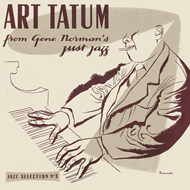 Art Tatum From Gene Norma's Just Jazz (VINYL)