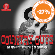 Produktbilde for Country Guys: The Absolutely Essential Collection (3CD)