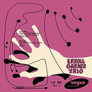 Erroll Garner Trio Vol. 1 (VINYL)